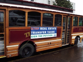 Trolley from Yamhill County