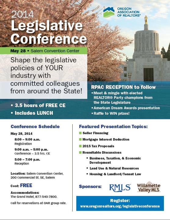 Legislative Conference